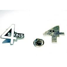 Pin 4 Skins