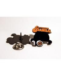 Pin Clockwork Orange Hat