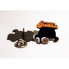 Pin Clockwork Orange Hat