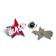 Pin The Clash  Star