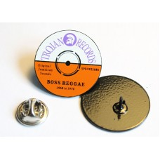 Pin Trojan Records