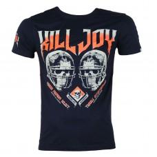 T-shirt Yakuza  Kill Joy  NAVY