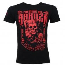 T-shirt Yakuza Premium Sel Filthy Cartel   Black  Red
