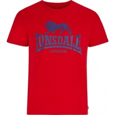 triko Lonsdale - Logo red lion new