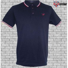 Polo Shirt  Warrior Clothing  Navy