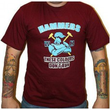 T-shirt West Ham
