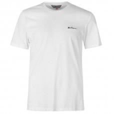 T-shirt Ben Sherman white