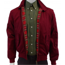 harrington Warrior - Burgundy
