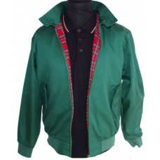harrington Warrior green