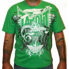 T-shirt  Tapout green