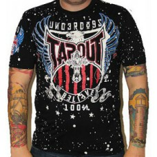 T-shirt  Tapout  Black