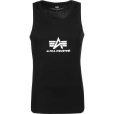 Alpha Industries BLACK Undershirt