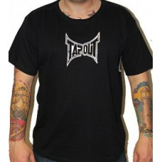 T-shirt Tapout simply black