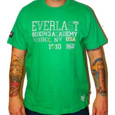 Triko Everlast green / white sign