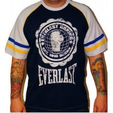 Triko Everlast navy / white