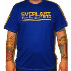 Triko Everlast navy / yellow sign