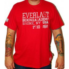 Triko Everlast red / white sign