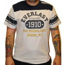 Triko Everlast white navy