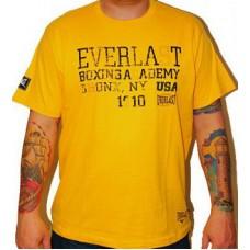 Triko Everlast yellow / white sign