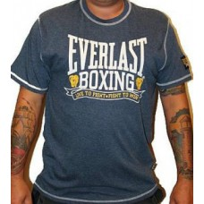 triko Everlast blue/white sign