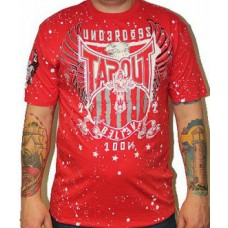 T-shirt Tapout Red