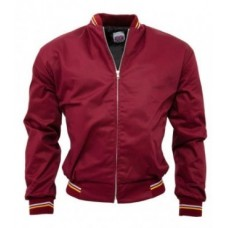 Monkey Jacket RELCO LONDON  Burgundy