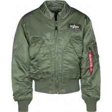 Alpha Industries CWU sage green
