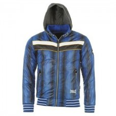 hooded jacket  Everlast Blue