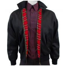 harrington Warrior clothing black