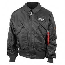 Alpha Industries CWU Black