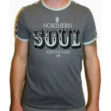 T-shirt Warrior - Northern Soul