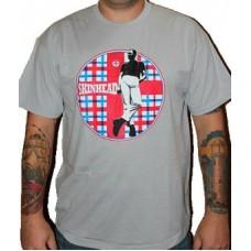 T-shirt Warrior Skinhead