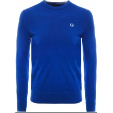 Fred Perry Cotton Classic Crew Neck Jumper