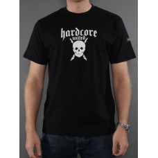 T-shirt Hardcore United - Flesh skull