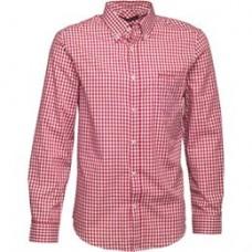 long sleeve Shirt  Ben Sherman button down Red