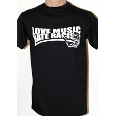 triko Love Music Hate Racism