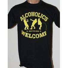 triko Alcoholics Welcome