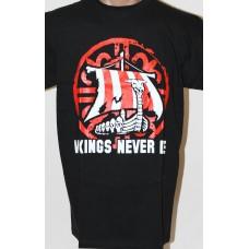 triko Vikings never die