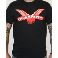 Triko Cock Sparrer black