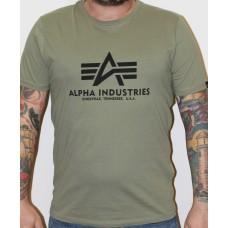 T-shirt Alpha Industries classic Olive