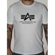 T-shirt Alpha Industries classic White