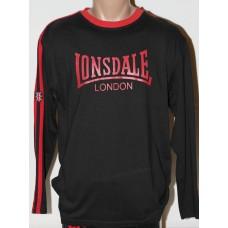 triko s dlouhým rukávem Lonsdale L