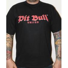 T-shirt Pitbull
