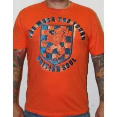 T-shirt Ben Sherman orange