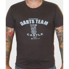 T-shirt Ben Sherman brown