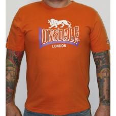 Triko Lonsdale orange