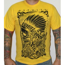 T-shirt  Repulse   Yellow