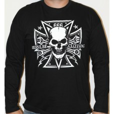 triko Repulse - 666 Cross Skull