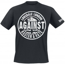 T-shirt Lonsdale London Against Racism & Hate