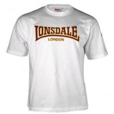 triko Lonsdale Classic White